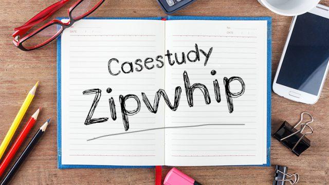 導入事例 Zipwhip