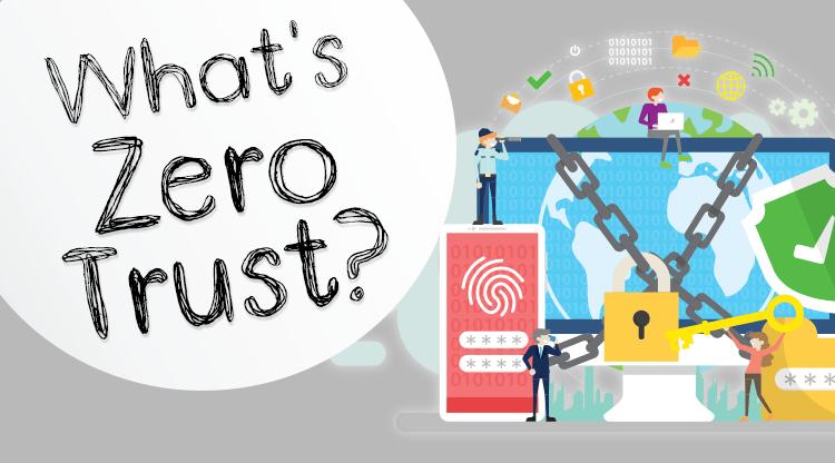 「ゼロトラスト」とは?クラウド時代の新しいセキュリティ対策